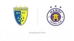 Soi logo mới đẹp như Ngoại hạng Anh của Hà Nội FC