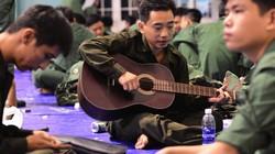 Tân binh TP.HCM hội tụ tại hội trại tòng quân