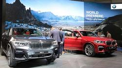 BMW X4 2019 ra mắt - Giá bán từ 1,2 tỷ đồng