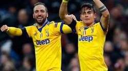 """Clip: """"Song sát"""" Higuain-Dybala lập công, Juve ngược dòng hạ Tottenham"""