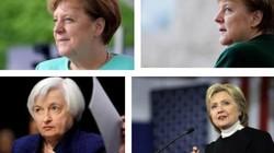Clip: Những người phụ nữ quyền lực khiến đàn ông thế giới phải nể