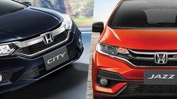 Honda Jazz RS và Honda City TOP: Các bạn chọn xe nào?