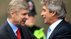 """Arsenal nhắm """"người cũ"""" Man City thay Wenger"""