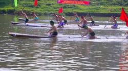 Trai tráng Lạng Sơn đua sức tại Hội thi Phài Lừa