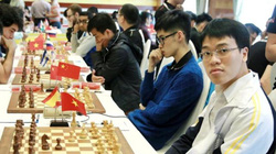 Lê Quang Liêm bất bại tại giải cờ vua quốc tế HDBank