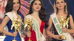 Đọ nhan sắc Hương Giang Idol với 12 cựu Hoa hậu Chuyển giới Quốc tế