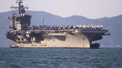 Hé lộ 2 quốc gia đánh chìm được tàu sân bay Mỹ