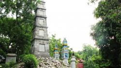 Tháp Bút Hồ Gươm sẽ được nhuộm xanh