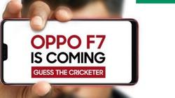 """Sắp ra mắt Oppo F7 """"chuyên gia selfie"""" thiết kế đẹp hơn iPhone X"""