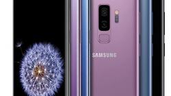 Samsung sẽ bán ra khoảng 43 triệu chiếc Galaxy S9/ Galaxy S9+ trong năm nay