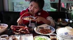 Cô gái ăn nhiều ở Trung Quốc buồn vì bị trêu 'ế chồng'