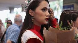 Hương Giang choáng váng vì sự hâm mộ của fan Việt