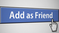 """Tuyệt chiêu kết bạn Facebook """"thần tốc"""" trên iPhone"""