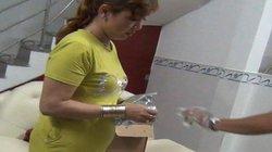 Clip: 10kg ma túy đá trong nhà người đàn bà ở TP.HCM