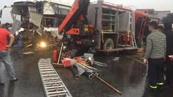 Từ vụ xe cứu hỏa đi ngược chiều, cần sửa luật về quyền ưu tiên