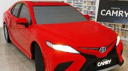Chiêm ngưỡng mô hình Lego Toyota Camry