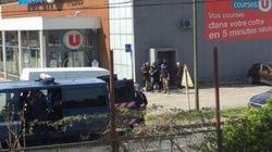 Chiến binh IS xả súng ở siêu thị Pháp, 14 người thương vong