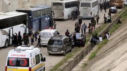 Địa ngục Đông Ghouta, Syria gần 5.000 tay súng thua trận tháo chạy