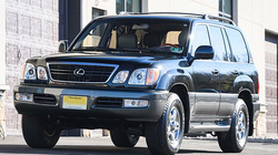 Lexus LX470 17 năm tuổi bán 6,1 tỷ tại Mỹ