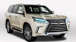 Lexus LX 570 5 chỗ giá từ 1,9 tỷ đồng tại Mỹ