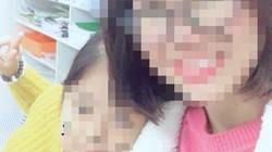 """Người vợ trẻ nghi bị chồng """"cũ"""" tạt axít trước mặt con gái 8 tuổi"""