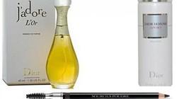 Thu hồi 3 sản phẩm nước hoa và chì kẻ mắt của Dior
