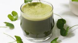 Sinh tố rau má vừa mát lại cực thơm ngon là thức uống hoàn hảo cho mùa hè
