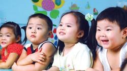 Các trường mầm non tư thục được tăng sĩ số lớp tối đa 70 trẻ