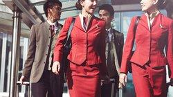 Cách búi tóc gọn, xinh như các nữ tiếp viên hàng không
