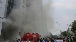 Nhà chung cư phải mua bảo hiểm cháy, nổ bắt buộc