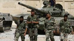 Đông Ghouta: Quân đội Syria sắp giáng đòn sấm sét cuối cùng vào phiến quân