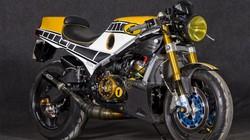 """Yamaha RD350LC """"lên đời"""" nhờ vật liệu siêu nhẹ"""