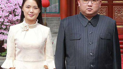 """Vẻ đẹp """"hớp hồn"""" cư dân mạng Trung Quốc của vợ Kim Jong-un"""