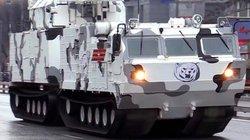 """Nga điều tên lửa """"Gấu trắng"""" đề phòng chiến tranh với Anh?"""