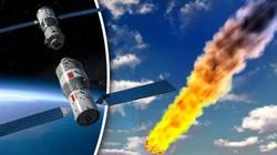 Mối nguy khi trạm vũ trụ 8,5 tấn TQ sắp lao xuống Trái đất