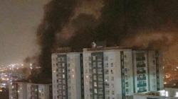 Clip mô phỏng 13 phút lửa bùng phát trong hầm chung cư Carina
