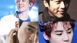 Những sao nam Hàn Quốc có độ đẹp trai tỷ lệ thuận với độ sát gái