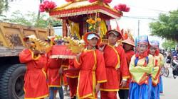 Cà Mau: Hàng nghìn ngư dân tham gia lễ hội Nghinh Ông Sông Đốc