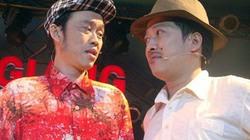 Trường Giang kém vui khi ngồi cạnh Hoài Linh?