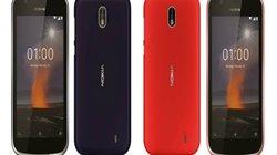 Nokia 1 chạy Android Oreo lên kệ, giá 1,9 triệu đồng