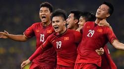 Asian Cup 2019: Thắng 1 trận, ĐT Việt Nam thêm điểm hơn cả AFF Cup 2018