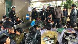 Quảng Trị: Bắt quả tang 64 đối tượng đá gà ăn tiền