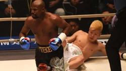 Hạ đấu sĩ Nhật Bản trong 139 giây, Floyd Mayweather bỏ túi 9 triệu USD