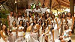 Neymar vui chơi tới bến, đón năm mới bên hàng loạt mỹ nữ sexy
