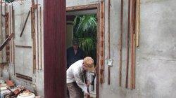 Đà Nẵng:Tháo dỡ triệt để phần vi phạm tại biệt phủ trên núi Hải Vân