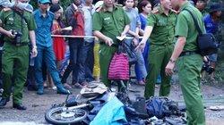 Clip hiện trường và lời kể nhân chứng vụ container tông hơn 20 người thương vong