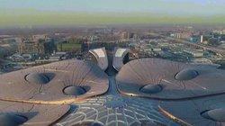 Khám phá độ hoành tráng của sân bay lớn nhất thế giới