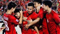 Giá trị các đội tại Asian Cup 2019: Việt Nam đứng cuối, Nhật Bản số 1