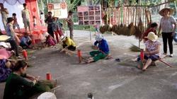 Quảng Nam: Cả làng khấm khá nhờ thứ nhà giàu, nhà nghèo đều dùng