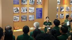 Trưng bày gần 300 hình ảnh, tư liệu về chiến tranh biên giới Tây Nam